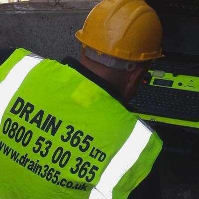 drain inspection london
